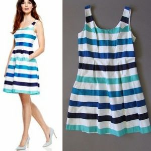 Nwt nine West stripe dress